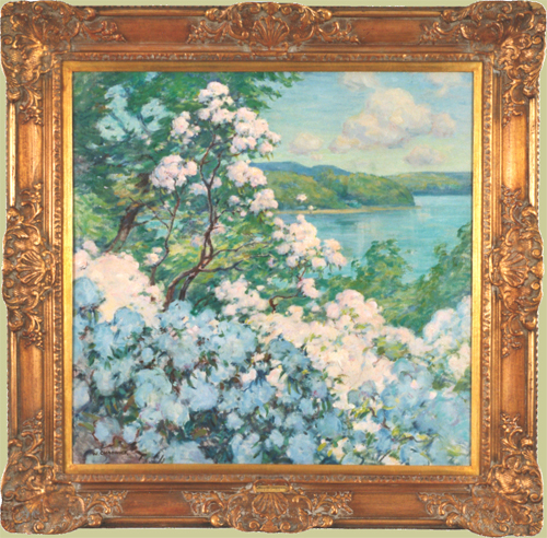 "Chadwick, William<br> (1879-1962)<br> ""Laurel"""