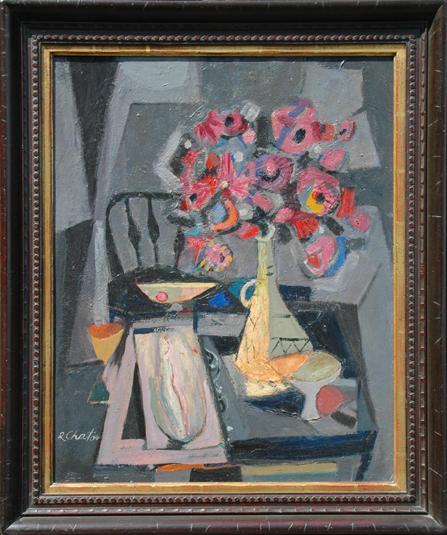 """Chatov, Roman (1900-1987) """"Still Life"""""""
