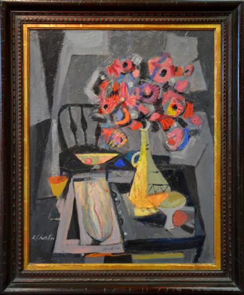 """Chatov, Roman<br>(1900-1987)<br>""""Still Life"""""""