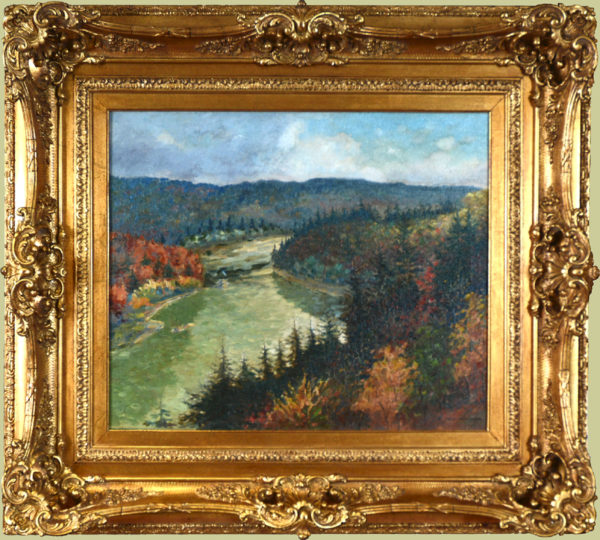 "Murphy, Jr., Christopher<br>(1902-1973)<br>""Chattahoochee River"""
