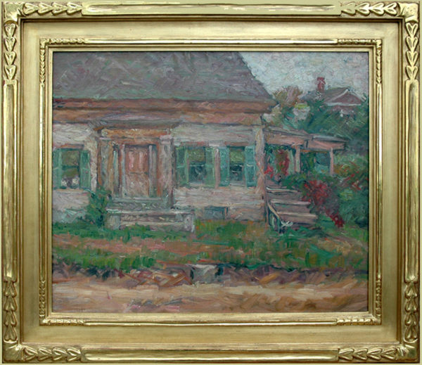 "Richmond, Agnes<br>(1870-1964)<br>""Summer Home in New England"""