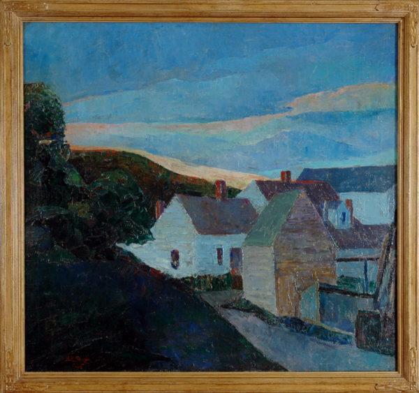 "Shaw, Harry Hutchison<br>(1897-1989)<br>""Cape Cod"""